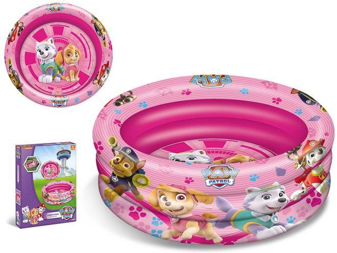 16660 - PAW PATROL GIRL 3 RINGS POOL