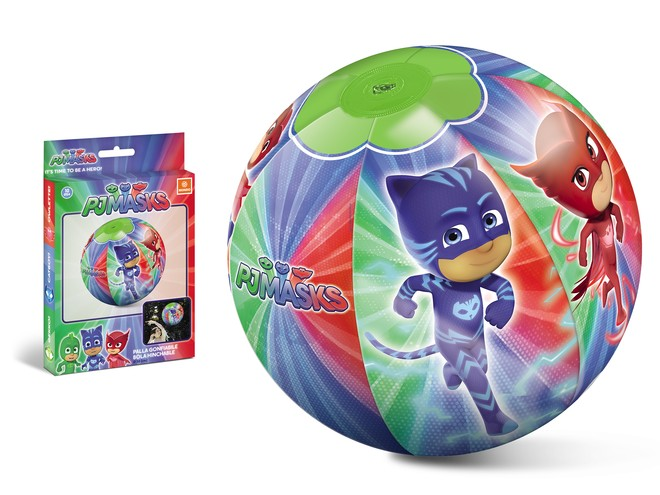 16687 - PJ MASKS BEACH BALL