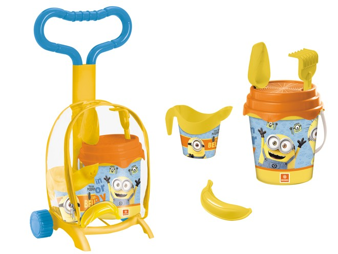 28146 - MINION TROLLEY SET