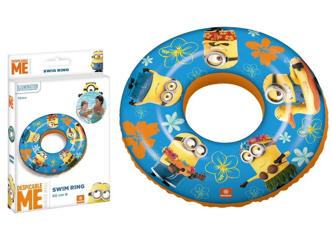 16482 - MINION SWIM RING