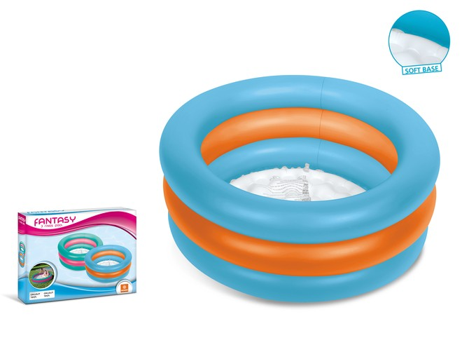 16713 - MONDO COLORFUL 3 RINGS POOL