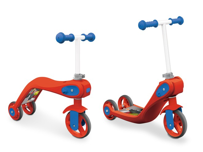28325 - MICKEY SCOOTER 2 IN 1