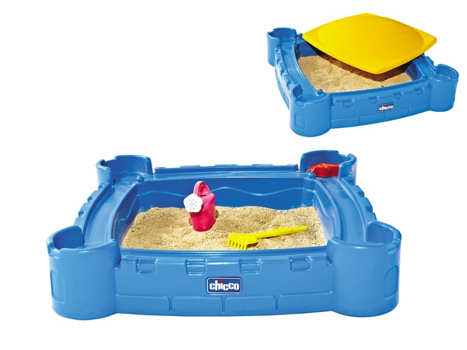 30600 - CHICCO CASTLE SANDBOX