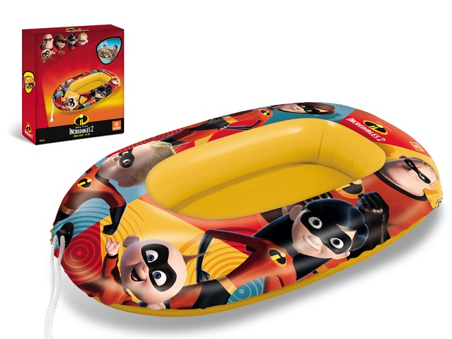 16669 - THE INCREDIBLES 2 SMALL BOAT