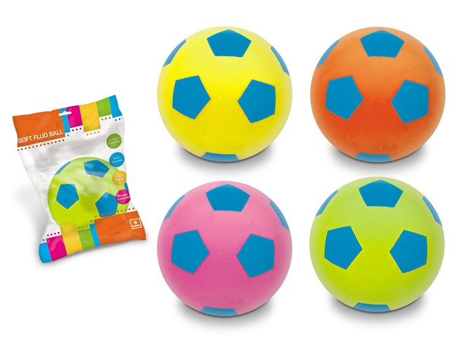 07926 - SOFT FLUO BALL