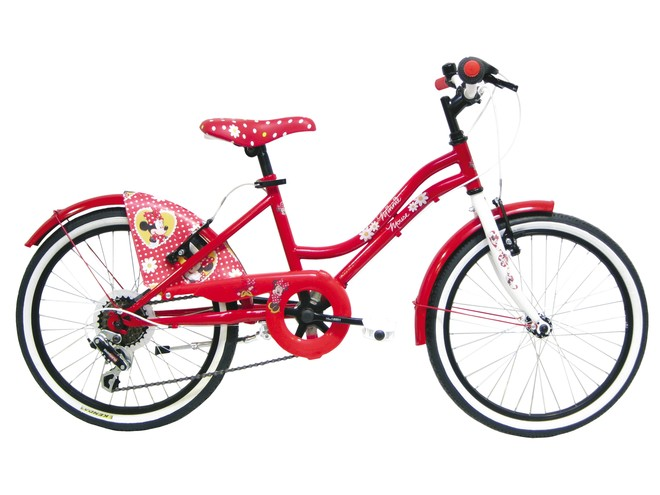 25131 - BICICLETTA MINNIE MOUSE