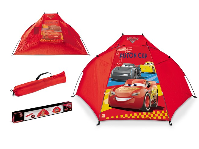 28393 - CARS 3 BEACH SHELTER TENT
