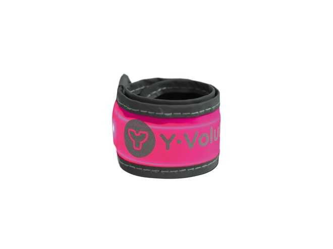 25376 - LIGHTED WRISTBAND PINK