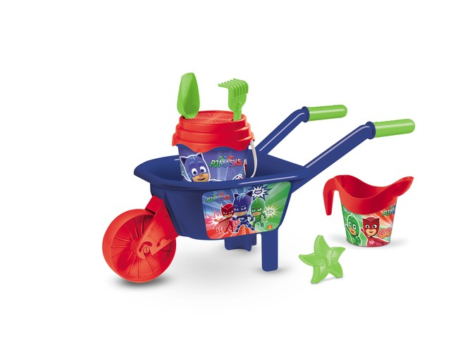 28425 - PJ MASKS WHEELBARROW SET